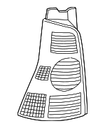 Tail Lamp - Toyota (81561-35280)