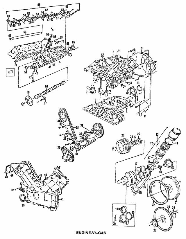 1984 1990 Volvo Piston Rings 275343