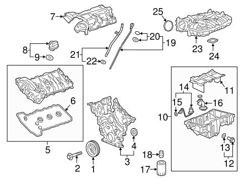 traverse engine diagram oem engine parts for 2018 chevrolet traverse gmpartscenter net  oem engine parts for 2018 chevrolet