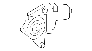 Window Motor - Mercedes-Benz (213-906-05-02-28)