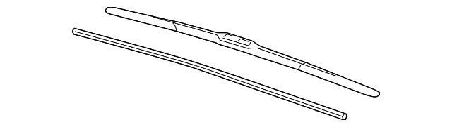 GM OEM Part 84621343 LH Blade