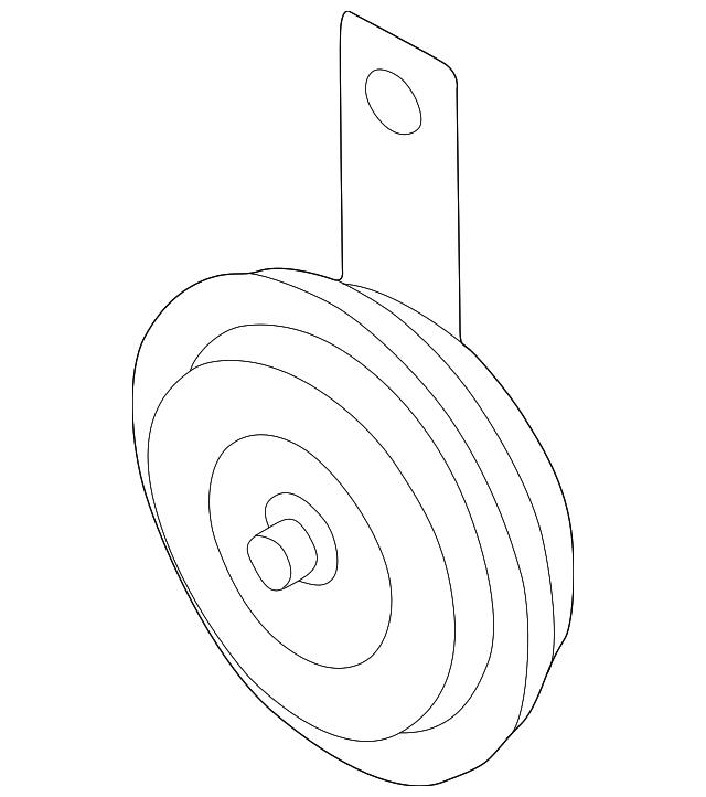 nissan horn  25620