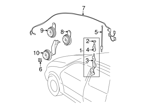 Bobcat 743b Parts Diagram Pdf furthermore Toyota Camry 2006 Antenna 4967 further  on solara engine mount diagram manual html