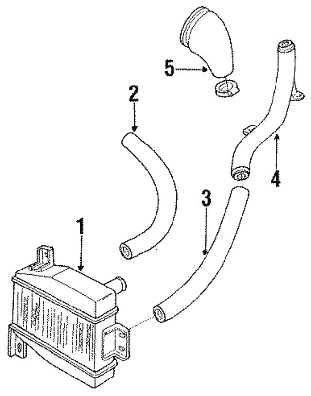 1991 Ford Probe Gl