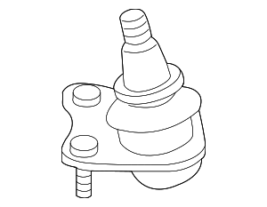 Lower Ball Joint - Audi (5Q0-407-366-A)