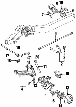 Upper Ball Joint