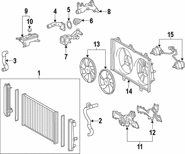Four Seasons//Trumark 35649 Blower Motor without Wheel