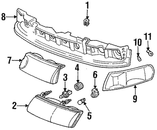 Light Bar Diagram