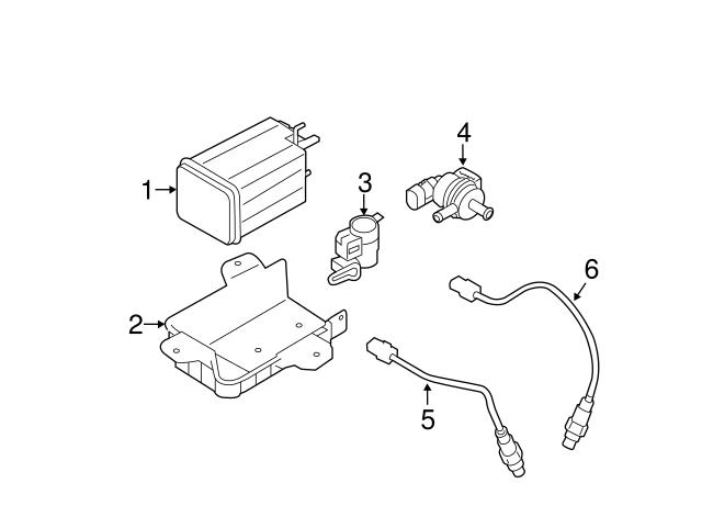 Kia 39210-3CDA0 Oxygen Sensor