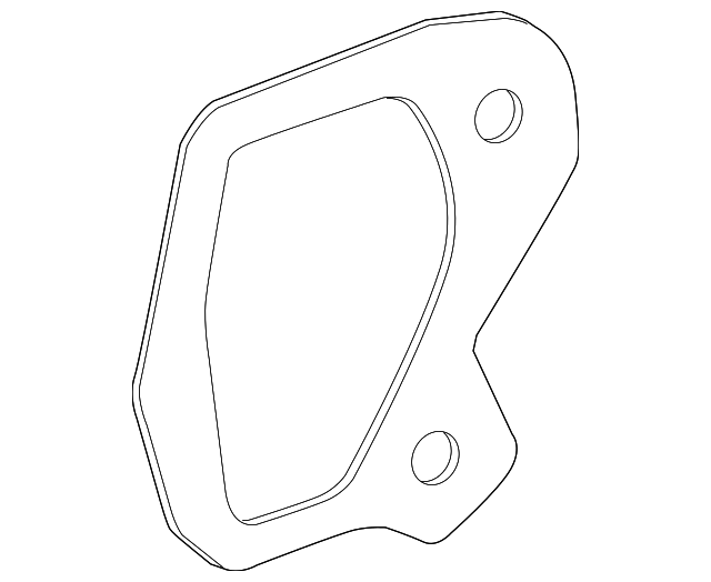 backup lamp assembly gasket