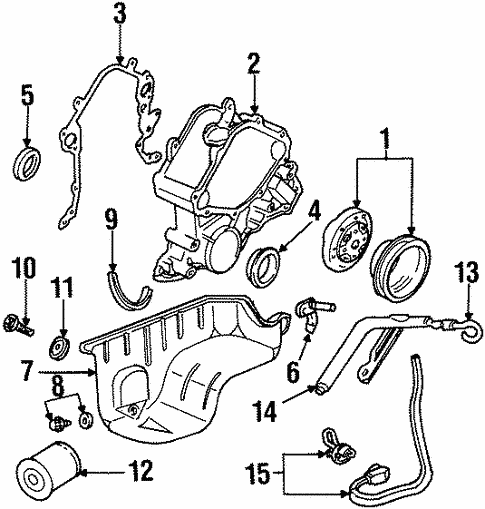 powertrain control for 1996 ford windstar #0