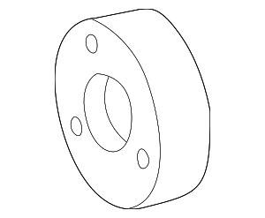 Pulley - Mercedes-Benz (104-200-10-70)
