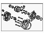 Alternator Assembly (CSP71) (Denso)