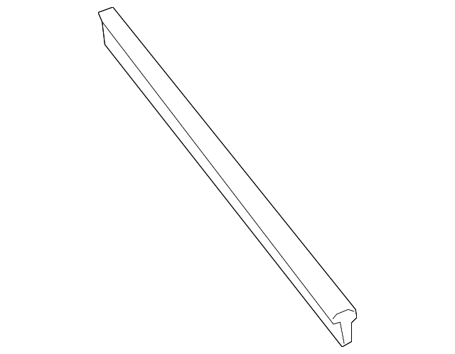 Rubber, Blade (450MM)