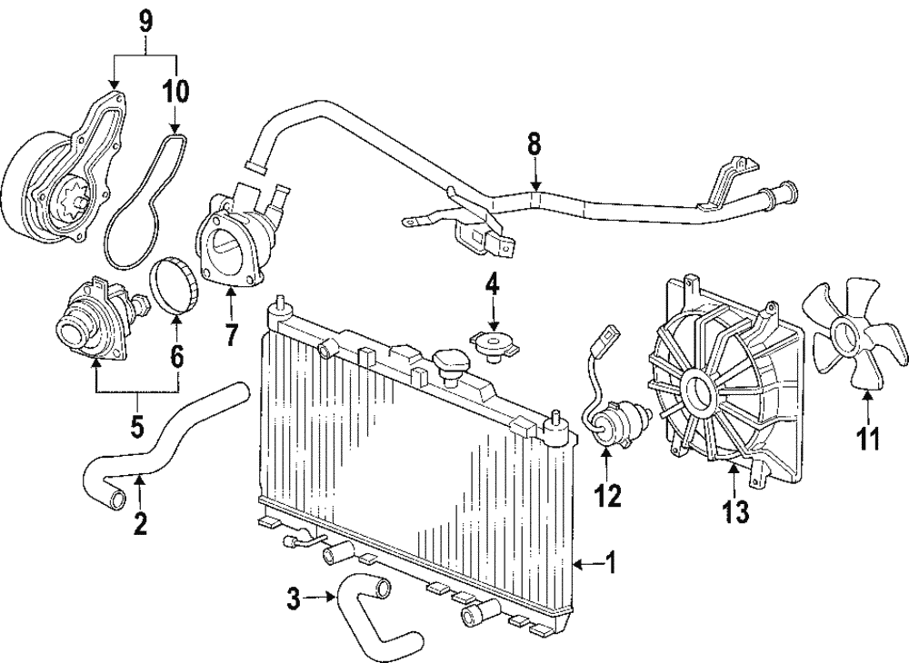 Wiring Diagram Honda Zc