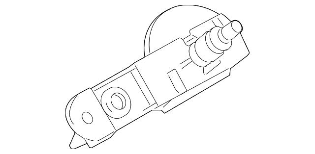 wiper pivot