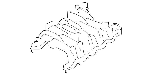 ford intake manifold  9c2z