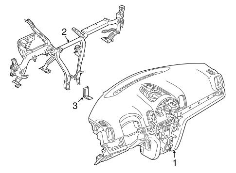 Instrument Panel For 2017 Mini Cooper Countryman