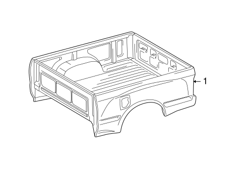 Pickup Box Assembly