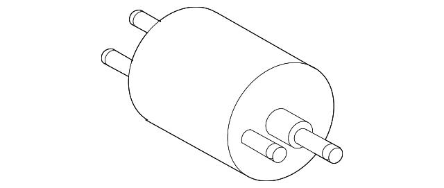 fuel filter 1999 SLK230
