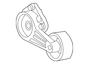 Belt Tensioner - Ford (5L3Z-6B209-AA)