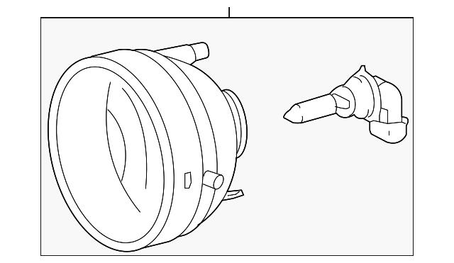 Toyota Sequoia Gas Tank
