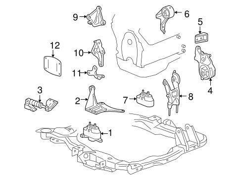 Engine Mounting Scat also Jeep Grand Caravan Specs besides P 0900c1528003cbbb besides Serpentine Belt Diagram 2006 Pontiac Torrent V6 34 Liter Engine 06491 additionally 2007 Cobalt Timing Belt. on pontiac g6 3 5 litre engine diagram