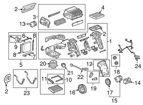 2013 chevrolet malibu engine diagram heater for 2013 chevrolet malibu gmpartonline  heater for 2013 chevrolet malibu