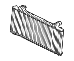 Radiator - Jaguar (T2H3339)