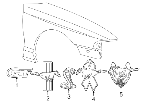 interior trim parts diagrams 2006 ford mustang wiring diagrams Saturn Parts Diagram exterior trim fender for 2006 ford mustang schultz ford lincoln 2006 ford mustang engine diagram interior trim parts diagrams 2006 ford mustang