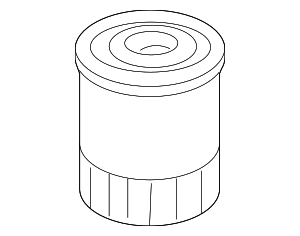 Oil Filter - Lexus (90915-YZZF1)