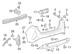 Tow Hook - Toyota (52164-47060)