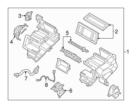 Heater Components For 2018 Mazda Mx 5 Miata