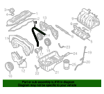 Timing Belt - Nissan (13028-0B785)