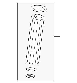 Oil Filter - Mercedes-Benz (271-180-05-09)