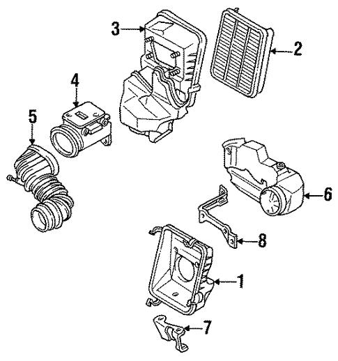 Powertrain Control for 1992 Mitsubishi Expo LRV Sport | Auto ... on