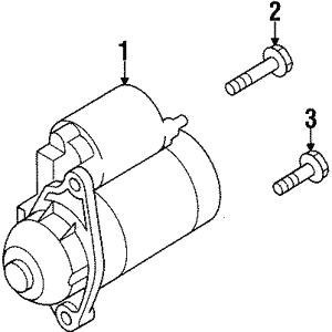 Strange Starter Bolt Isuzu 0281510500 World Oem Parts Subaru Wiring Digital Resources Talizslowmaporg