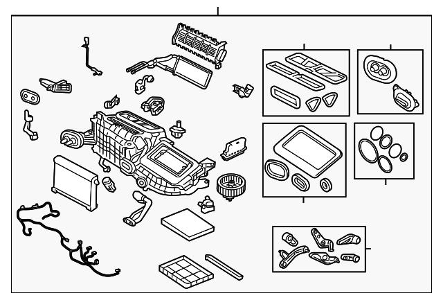 Astonishing 2018 Land Rover Range Rover Velar Ac Heater Assembly Lr093006 Wiring Database Obenzyuccorg