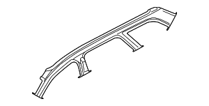 Roof Side Rail - Audi (4B9-809-833-A)