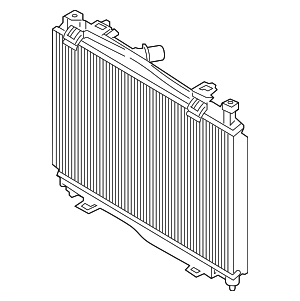 Radiator - Ford (GN1Z-8005-G)