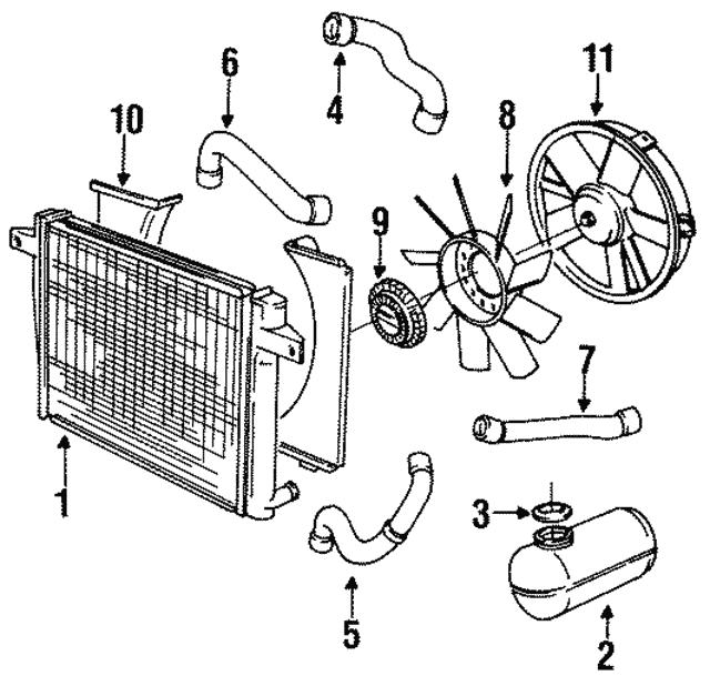 Vacuum Diagram 1986 Bmw 325es
