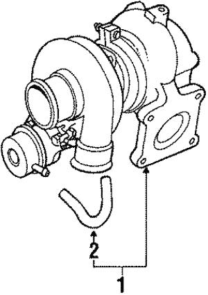 Toyota G9225-48040 Radiator Coolant Hose