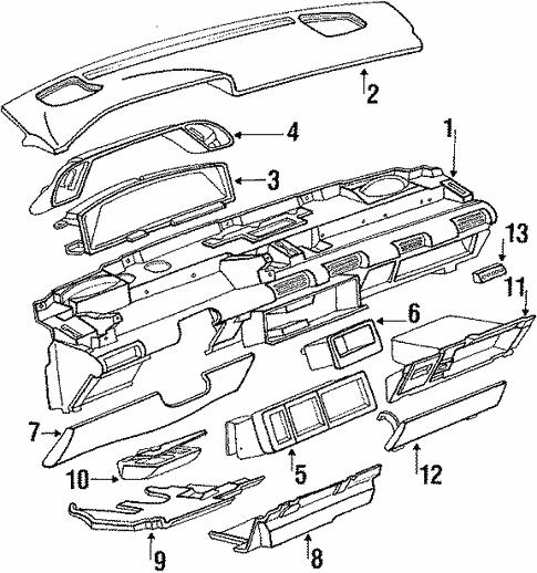 Rx7 Gauge Pod