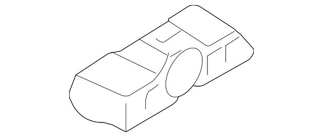 Genuine Tire Pressure Monitoring System Sensor 997