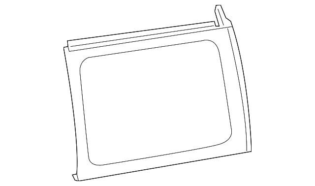 side glass