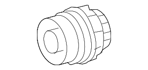 Cap Assembly Oil Filter - Toyota (15620-0T010)
