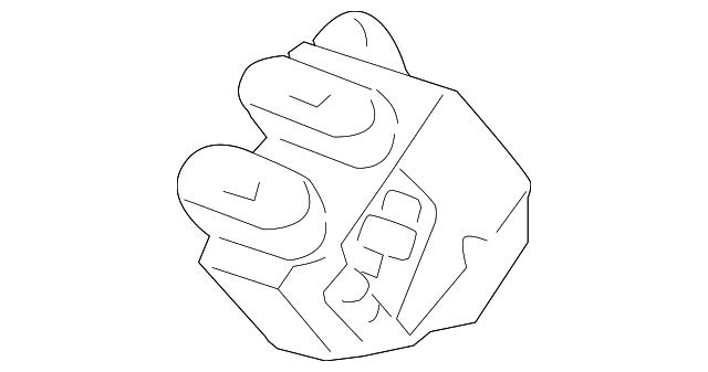 Acura 35256-STX-A03 Windshield Wiper Switch