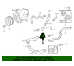 Thermostat Unit - Land-Rover (LR085946)