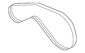 Serpentine Belt - Volkswagen (079-903-137-AA)
