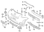 Tow Hook - Toyota (51961-52070)